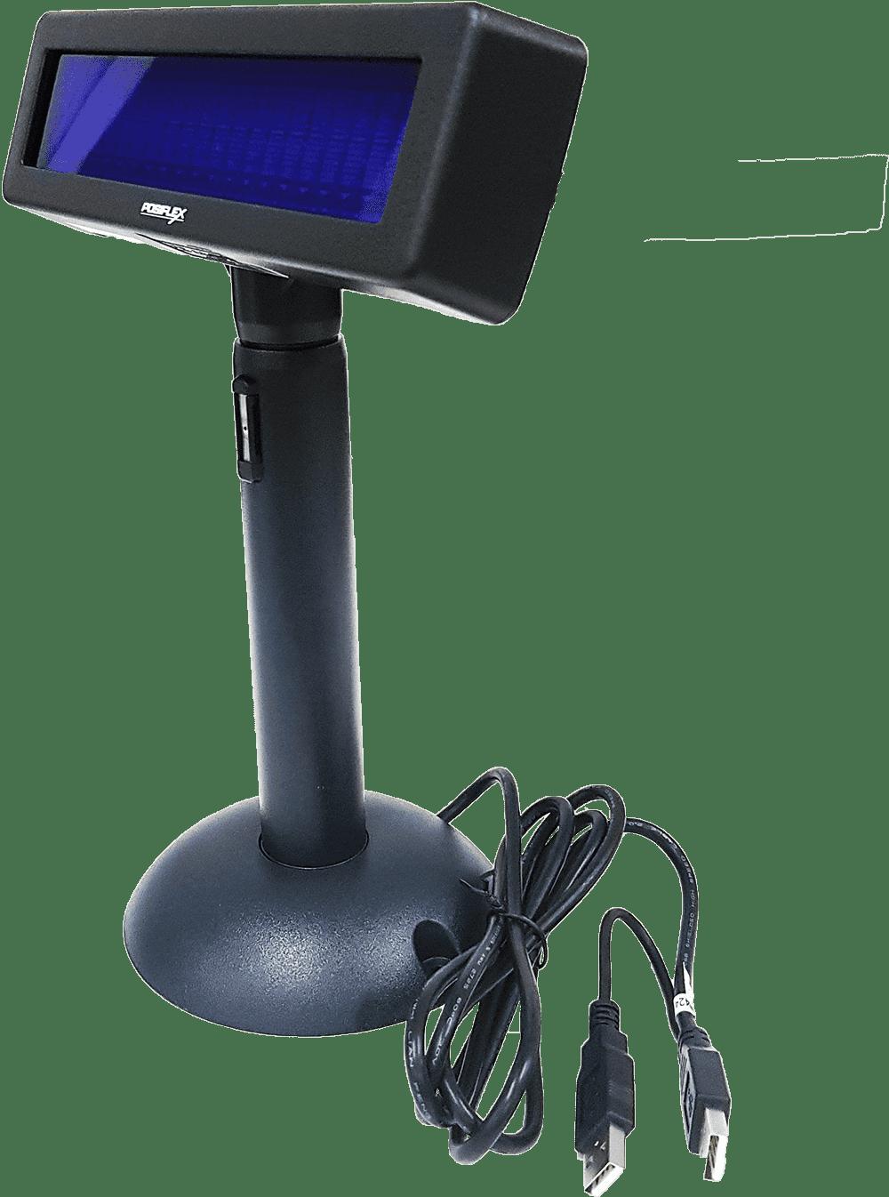 Posiflex PD-2800 USB черный